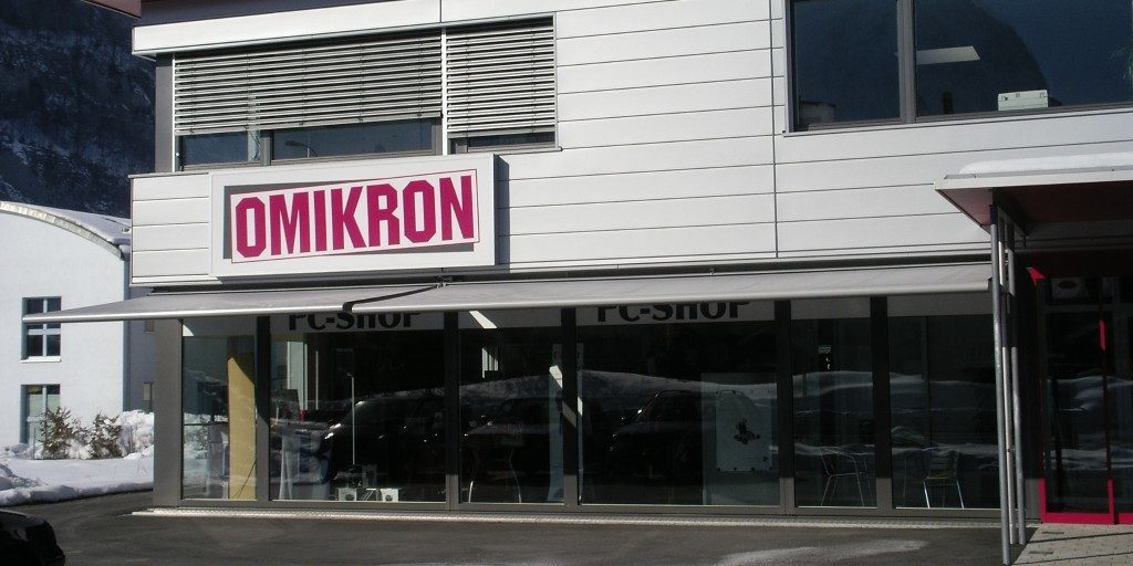 Omikron PC-Shop, Netstal